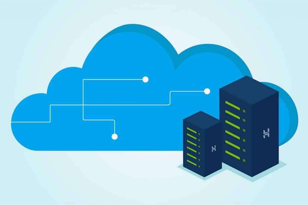cloud, technology, service